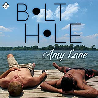 Bolt-Hole audiobook cover art
