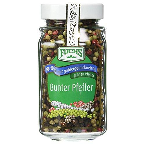 Fuchs Pfeffer bunt gefriergetrocknet (1 x 165 g)