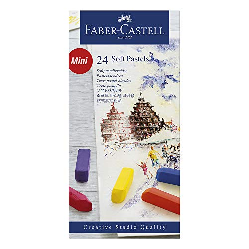 Faber-Castell Creative Studio Softpastellkreiden