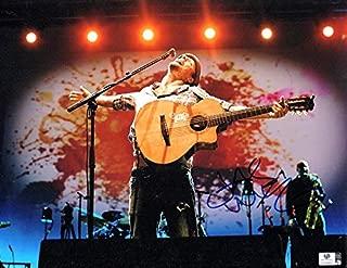 Jason Mraz Signed Autographed 11X14 Photo Singing with Guitar GV758801