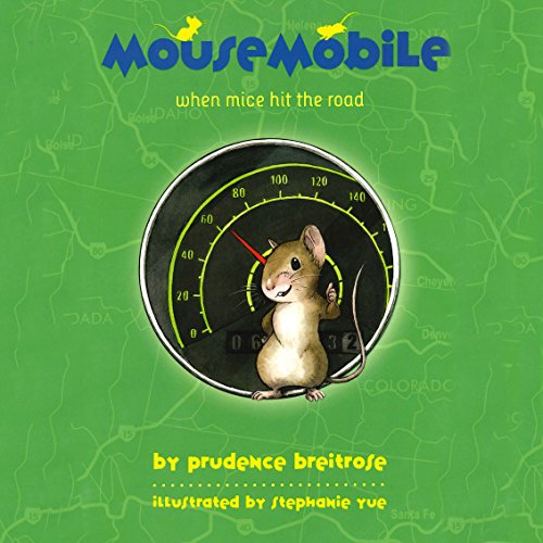 Mousemobile audiobook cover art