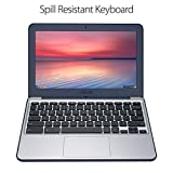 ASUS Chromebook C202SA-YS02 11.6in Ruggedized Water Resistant Design (C202SA-YS02-cr) technical specifications