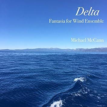Delta: Fantasia for Wind Ensemble
