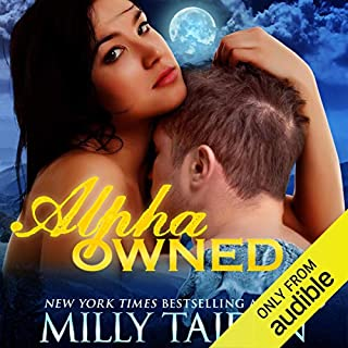Alpha Owned audiobook cover art