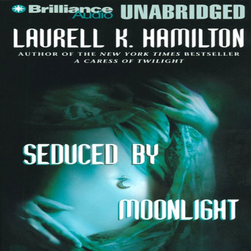 Seduced by Moonlight audiobook cover art