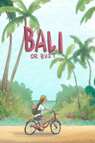 Bali or Bust: 6 by 9 travel sketchbook journal 100 pages