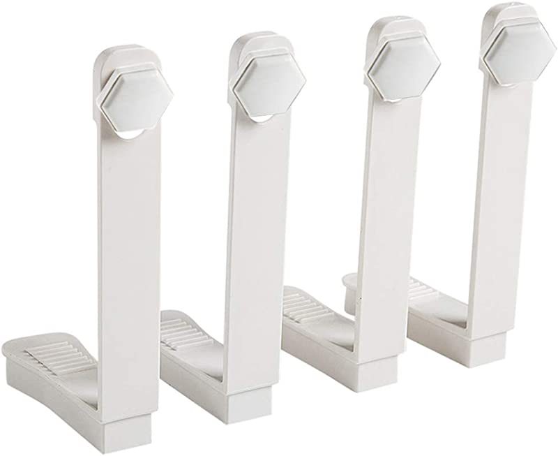 Toosunny 4 Pieces Sheet Holders New Approach For Keeping Your Sheets On Your Mattress No Elastic Straps Or Clips Easy Install