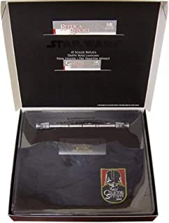 Episode I Darth Maul Double Lightsaber .45 Scaled Replica Collector's Edition
