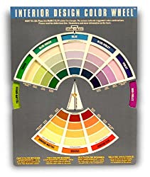 A color wheel is perfect for gift ideas for an interior designer.