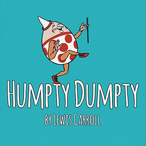 Humpty Dumpty audiobook cover art