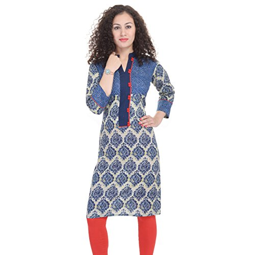 Chichi Indian Women's Printed Cotto…