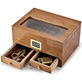 Best Humidors - XIFEI Cigar Humidor with High Precision Front Digital Review