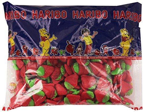 Haribo - Fresones Super - Caramelos de goma con sabor a fresa - 1.75 Kg