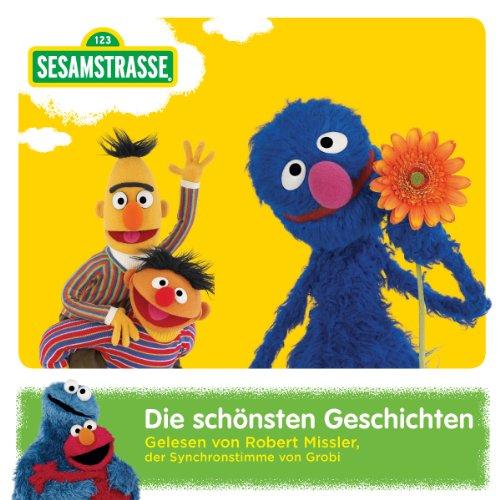 Sesamstraße - Die schönsten Geschichten audiobook cover art