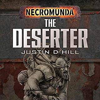 Bounty Hunter: The Deserter cover art
