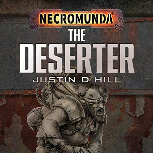 Bounty Hunter: The Deserter audiobook cover art