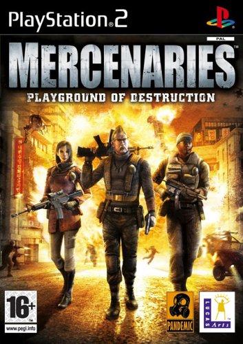 Mercenaries Playground of Destruction