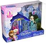 Mattel CCX95 Frozen - Flip n Switch Castle mit Elsa