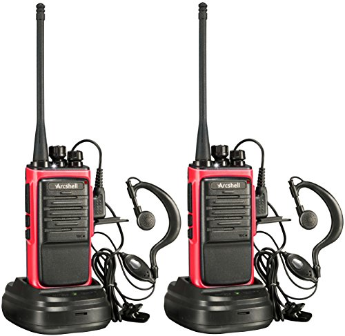 best waterproof walkie talkies arcshell