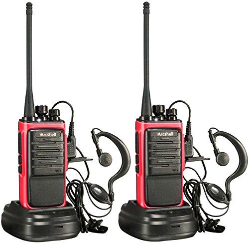 best waterproof walkie talkies arcshell