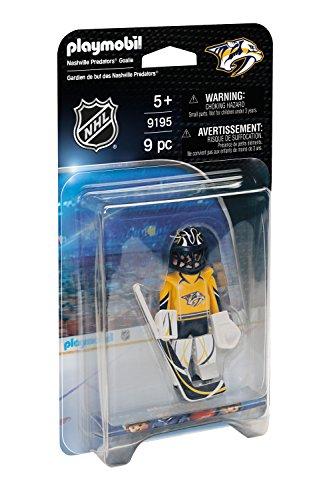 PLAYMOBIL 9195 - NHL Nashville Predators Goalie