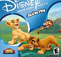 Disney's Active Play: The Lion King 2: Simba's Pride (Jewel Case) (輸入版)