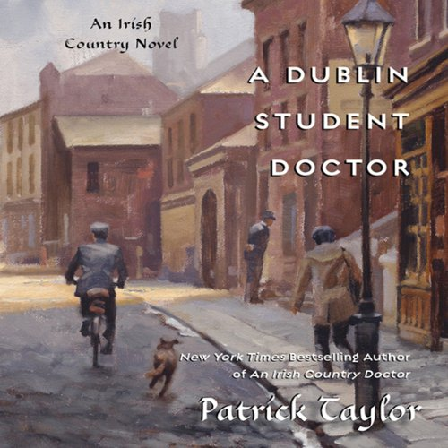 A Dublin Student Doctor audiobook cover art
