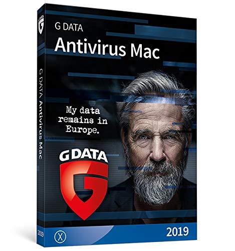 G DATA Antivirus pour Mac OS X | 1 appareil | 1 An | Mac | Code d'activation Mac - envoi par email