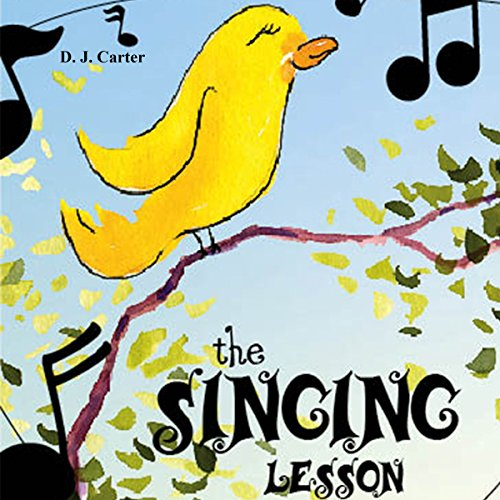 The Singing Lesson audiobook cover art