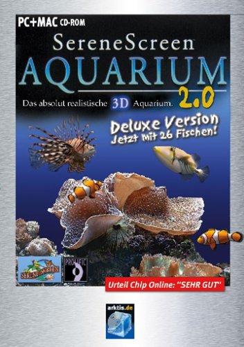 AQUARIUM 2.0 Deluxe Bildschirmschoner [import allemand]