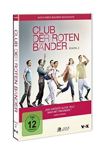 Club der roten Bänder - Staffel 2 [DVD]