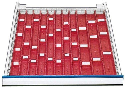 Schubladeneinsatz Serie 500 Muldenplatten mit Mulden Schubladenschränke Schubladeneinsätze