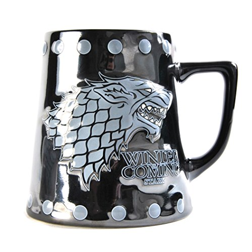 Game of Thrones Jarra - Stark & Stud