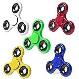 Partituki Pack de Metal Spinners. Excellente Idée de Cadeaux d'Anniversaire pour les...