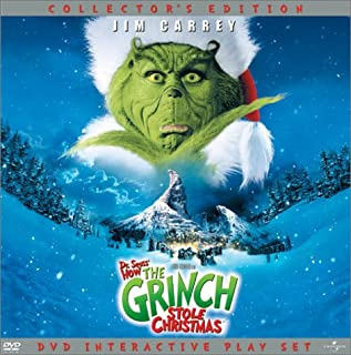 How Grinch Stole Christmas [DVD]