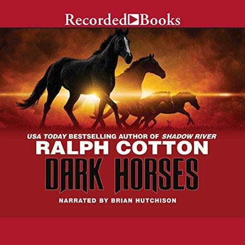 Dark Horses audiobook cover art