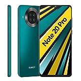 CUBOT Note 20 Pro Teléfono móvil 4G, 6,5 Pulgadas HD+ Pantalla, 6 GB RAM + 128 GB ROM, Octa-Core Procesador Helio P60, Android 10.0, 4200 mAh, Cuatro Cámara, Dual SIM, NFC, Face ID, Verde