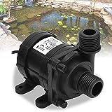 Uxsiya Bomba de Agua sin escobillas de Alta eficiencia Bomba de Agua Ultra silenciosa para Acuario