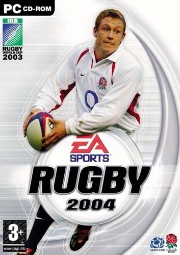 Pc-Cd Rom - Rugby 2004 - [CD]