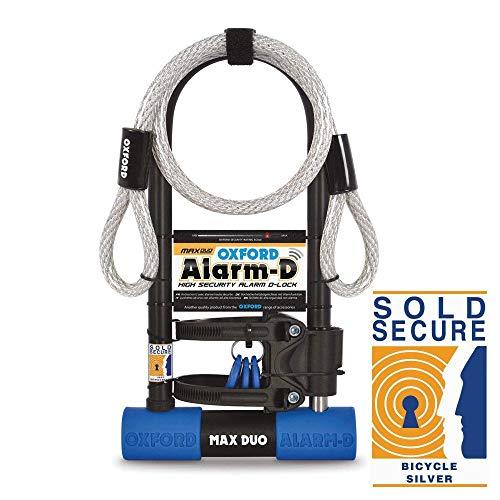 Oxford alarm-d Max Duo (320mml X 173MMW X 14mm)