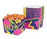 Boland 44609–Juego 6cuencos años '80, multicolor