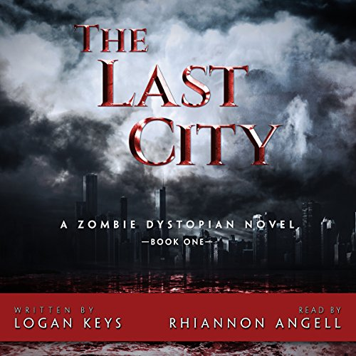 The Last City audiobook cover art