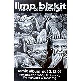 Limb Bizkit - Poster New Old Songs