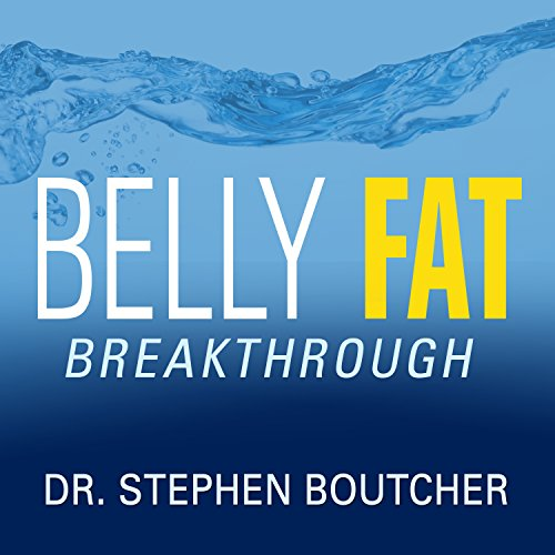 Belly Fat Breakthrough audiobook cover art