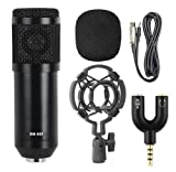 SlideNBuy New BM800 Professional Studio Broadcasting & Recording Microphone Set Including (1)NW-800 Professional
