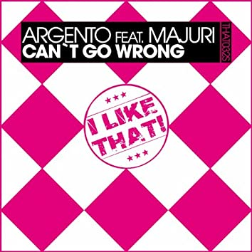 Can't Go Wrong (feat. Majuri)