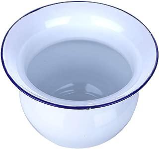 Benfa Chamber Pot Spittoon Portable Toilets Enamelled Steel Female Children Elder Urinals