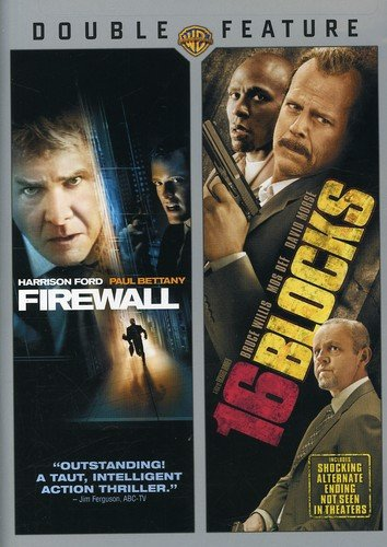 Firewall & 16 Blocks / (Ws Dub Sub Ac3 Dol) [DVD] [Region 1] [NTSC] [US Import]