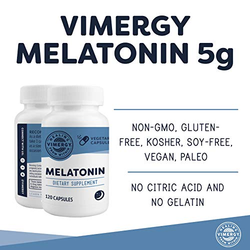 Vimergy Melatonin (120 ct)