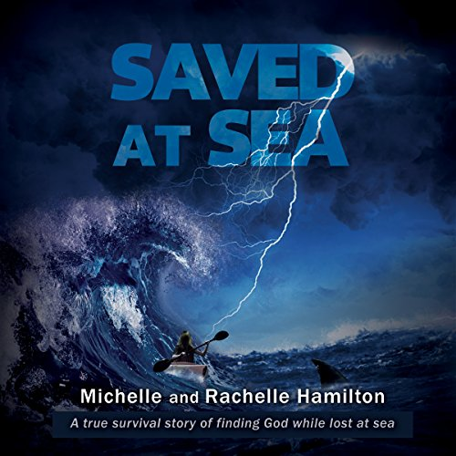 Saved at Sea audiobook cover art